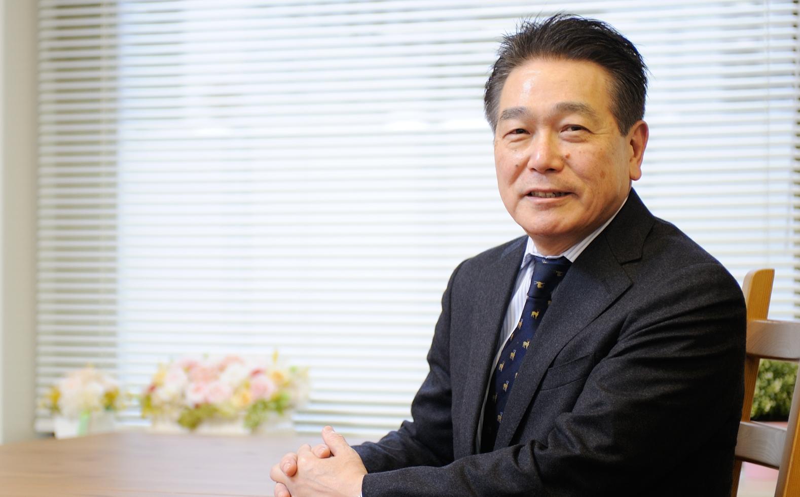 代表取締役 中嶋 勇